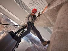 Работы на высоте — услуги альпинистов в Москве